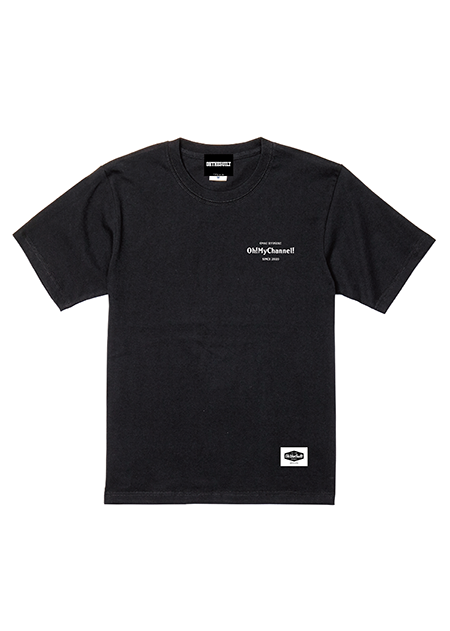 OMC OG LOGOTEE BLK FRONT_アートボード 1