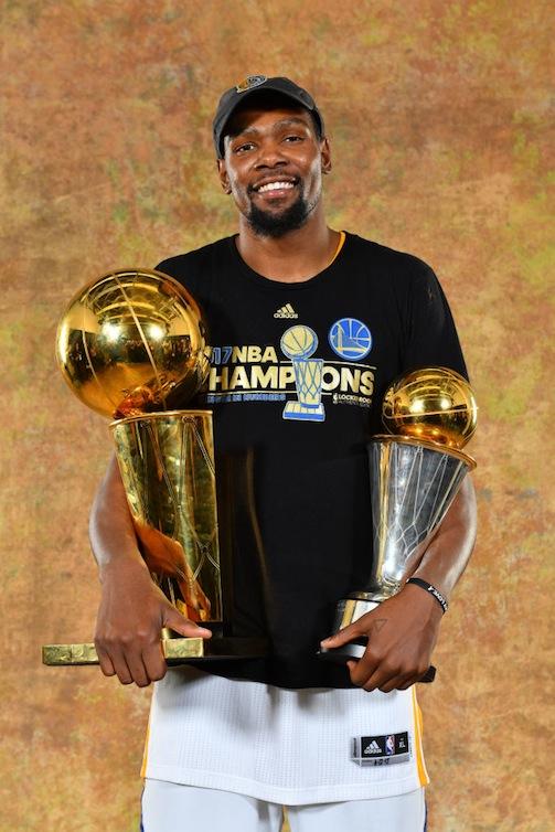 2017 NBA Finals - Portraits