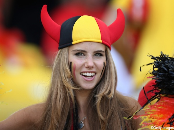 Belgium v Russia: Group H - 2014 FIFA World Cup Brazil Rio de Janeiro