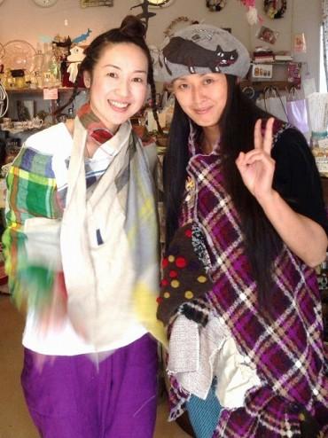 mayumi&junko
