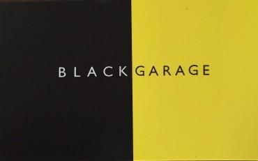 black garage
